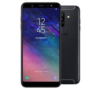 Samsung Galaxy A6+ (czarny) - Raty 30x0%  - odbierz w sklepie!