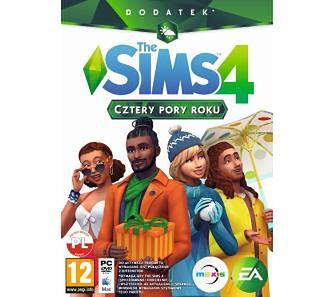 The Sims 4: Cztery Pory Roku