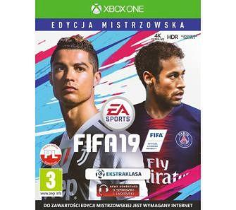 FIFA 19 - Edycja Mistrzowska