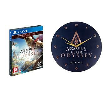 Assassin's Creed Odyssey Edycja Omega + zegar