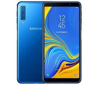 Samsung Galaxy A7 SM-A750F (niebieski)