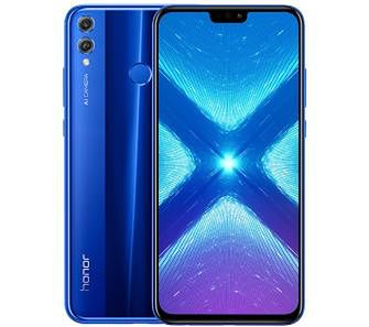 Honor 8X 128GB (niebieski)