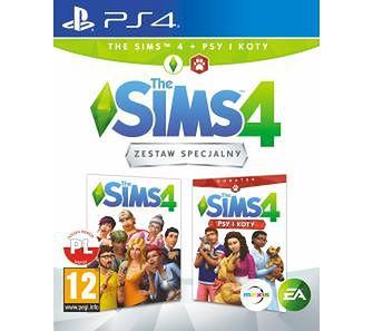 The Sims 4 Zestaw Specjalny (Sims 4 + Psy i Koty)