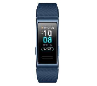 Huawei Band 3 Pro (niebieski)