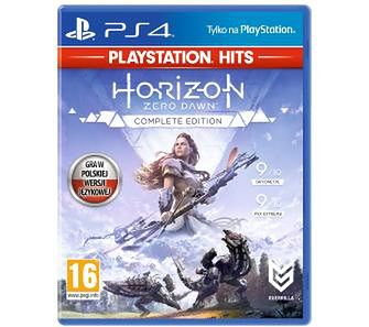 Horizon Zero Dawn - Edycja Kompletna - PlayStation Hits PS4