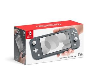 Nintendo Switch Lite (szary)