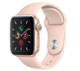 Apple Watch Series 5 40 mm GPS (różowy)