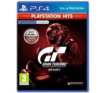 Gran Turismo Sport - PlayStation Hits PS4
