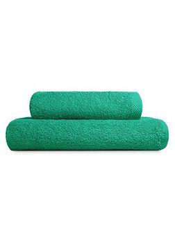 Ręcznik 70x140 327A - zielony - 70x140