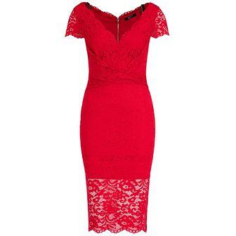 Sukienka koktajlowa Marciano Guess