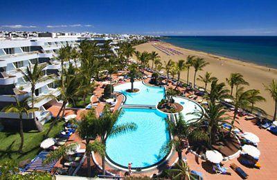 Wyspy Kanaryjskie, Lanzarote Puerto del Carmen