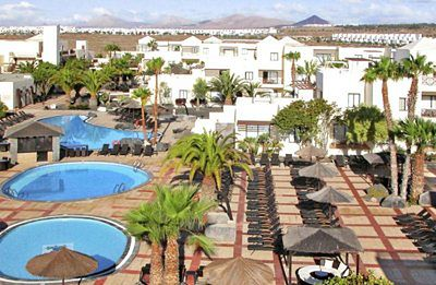 Wyspy Kanaryjskie, Lanzarote Costa Teguise