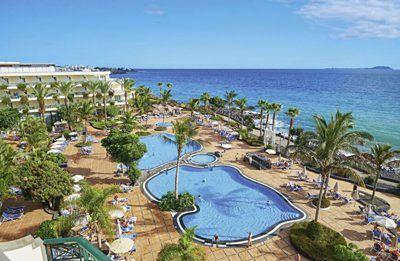 Wyspy Kanaryjskie, Lanzarote Playa Blanca