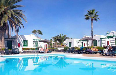 Wyspy Kanaryjskie, Lanzarote Playa Matagorda