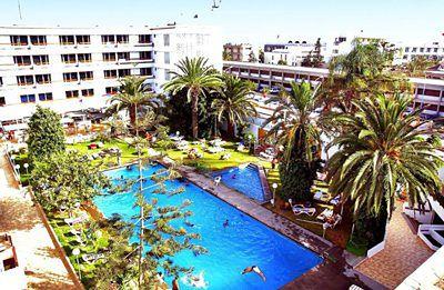 Maroko,  Agadir