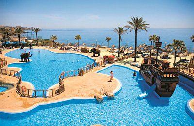 Hiszpania, Costa del Sol Benalmadena