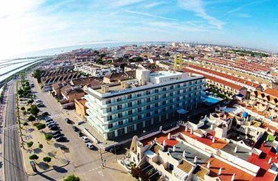 Hiszpania, Costa Calida Mar Menor