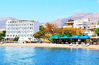 Grecja, Grecja kontynentalna Amarynthos