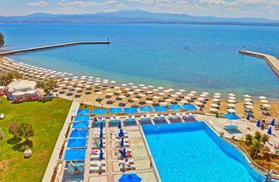 Grecja, Grecja kontynentalna Eretria
