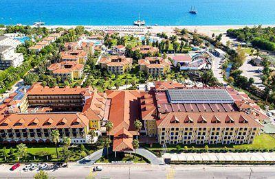 Turcja, Riwiera Turecka Tekirova