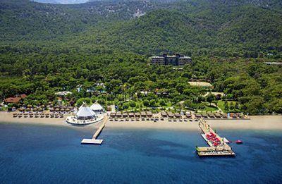 Turcja, Riwiera Turecka Kemer