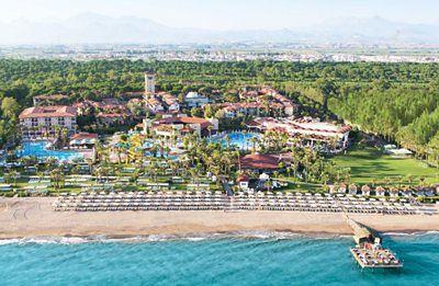 Turcja, Riwiera Turecka Belek