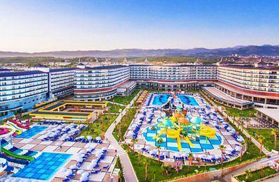 Turcja, Riwiera Turecka Türkler-Alanya