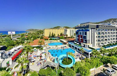 Turcja, Riwiera Turecka Alanya