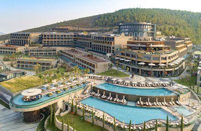 Turcja, Turcja Egejska Bodrum – Güvercinlik