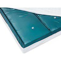 Materac do łóżka wodnego, Dual, 180x200x20cm, średnie tłumienie