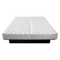 Pokrowiec na materac do łóżka wodnego 180x200cm zamknięty