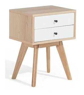 Komoda biała - kredens - regał - stolik -  szafka nocna - ANCHORAGE