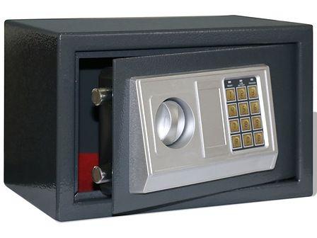 vidaXL Elektroniczny sejf cyfrowy 31 x 20 x 20 cm
