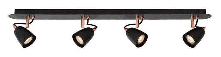 RIDE-LED-Listwa 4 reflektorki Nastawne Metal Dł.79cm