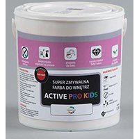 Super zmywalna farba do wewnątrz ACTIVE PRO KIDS (3,3 kg, Tinky Winky)