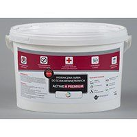 Higieniczna farba antygrzybiczna ACTIVE H PREMIUM (6 kg, Ciepły żółty)