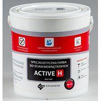 Specjalistyczna farba antygrzybiczna ACTIVE H (7 kg, Czysta biel)