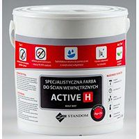 Specjalistyczna farba antygrzybiczna ACTIVE H (3,3 kg, Czysta biel)