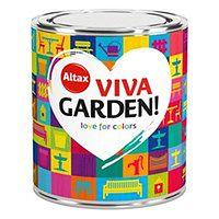 Emalia akrylowa Altax Viva Garden bezchmurne niebo 0 75 l