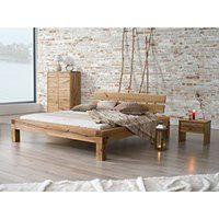 Łóżko dębowe Dream Bedroom / Laura 180x200