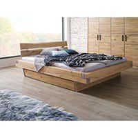 Łóżko dębowe Dream Bedroom / Greta 140x200