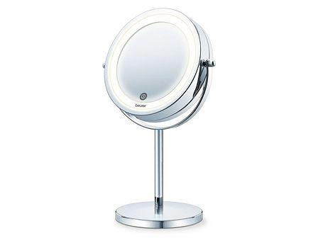 Beurer Podświetlane lusterko kosmetyczne, 13 cm, BS 55
