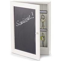 Szafka na klucze, tablica do pisania BLACKBOARD, 22x5x30 cm, ZELLER