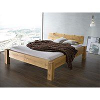 Łóżko dębowe Dream Bedroom / Wera 180x200