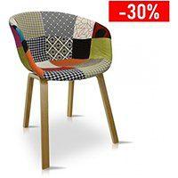 Designerskie krzesło CHICAGO3 - różne kolory