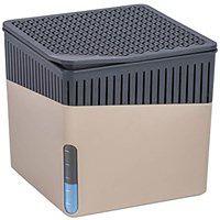 Pochłaniacz wilgoci z atmosfery, urządzenie osuszające - obsługuje do 40 m3 powietrza, 13 x 13 x 13 cm, WENKO