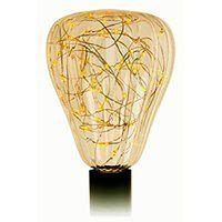Żarówka 18,5 cm 50 LED golden
