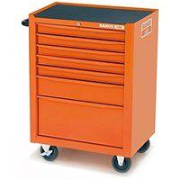 BAHCO Wózek narzędziowy ze 176 narzędziami, 7 szuflad, 1470K7FF10