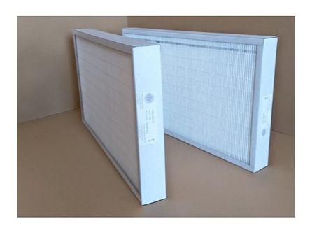 WRGZ ECO 250AC / 350AC filtry 197x391x25 60x432x25, Filtr by-pass: F9/EU9, Klasa filtra wywiewu: F9/EU9, Typ ramki: Kartonowa, Klasa filtra nawiewu: F