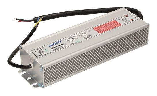 Zasilacz do LED DC12V, 150W, IP67, OR-ZL-1608, Orno